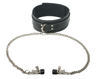 Coveted Collar & Clamp Union