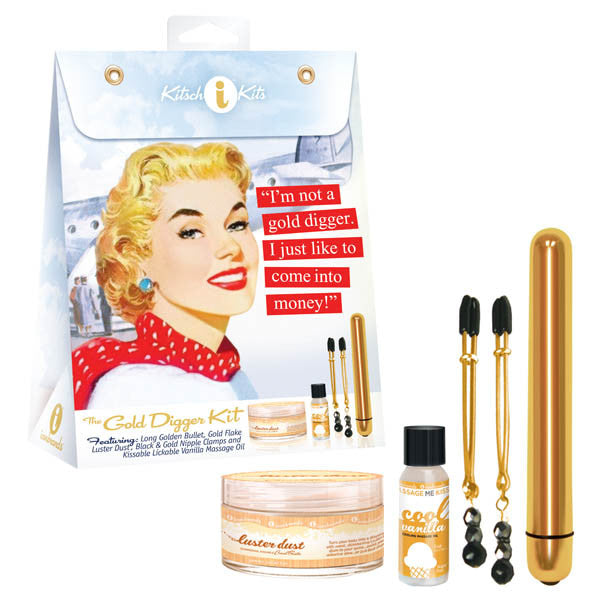 Kitsch Kits - The Gold Digger Kik