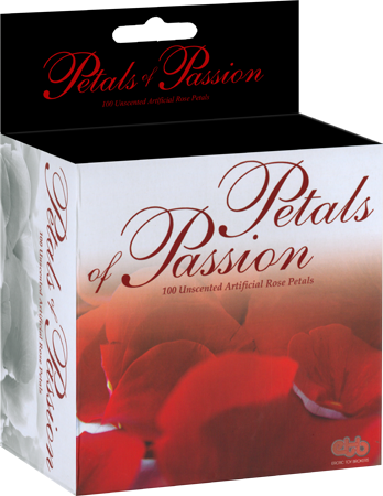 Petals Of Passion - 100 Unscented Rose Petals