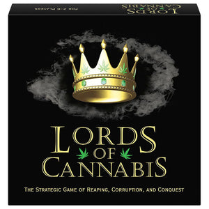Lords of Cannabis Game  - Club X
