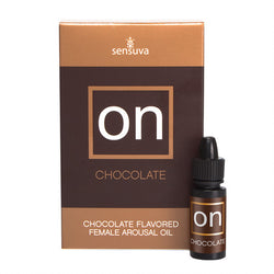 On Arousal Oil Chocolate Bottle 5ml  - Club X