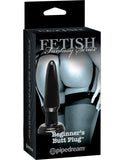 Fetish Fantasy - Limited Edition Beginner's Butt Plug