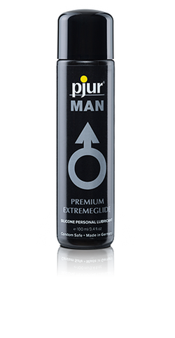 Pjur Man Basic Personalglide  - Club X