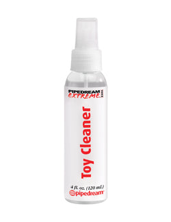 Pipedream Toy Cleaner 120ml  - Club X