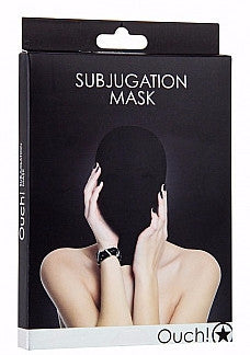 Subjugation Mask Black - Club X
