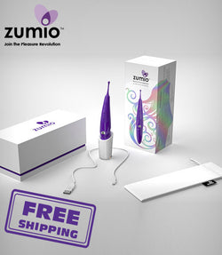 Zumio Intense Clitoral Stimulator  - Club X