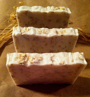 """Got Your Goat"" GOAT MILK SOAP 4.5+ oz. bar"