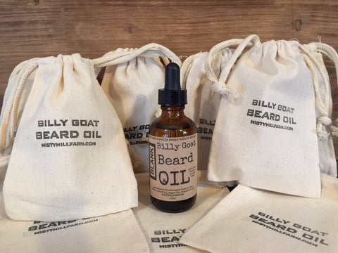 Billy Goat Beard Oil