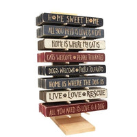 WOODEN PET SIGNS