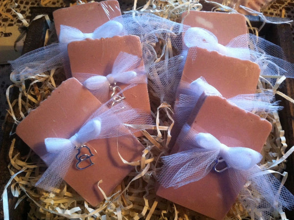 Misty Hill Farm All Occasion Goat Milk Favors