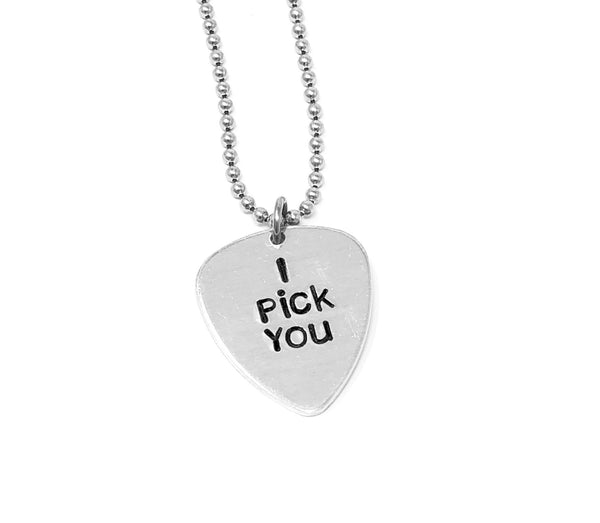 I Pick You Necklace