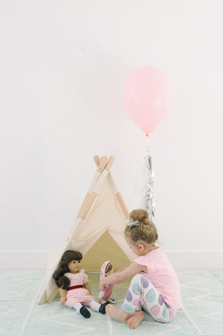doll sized teepees