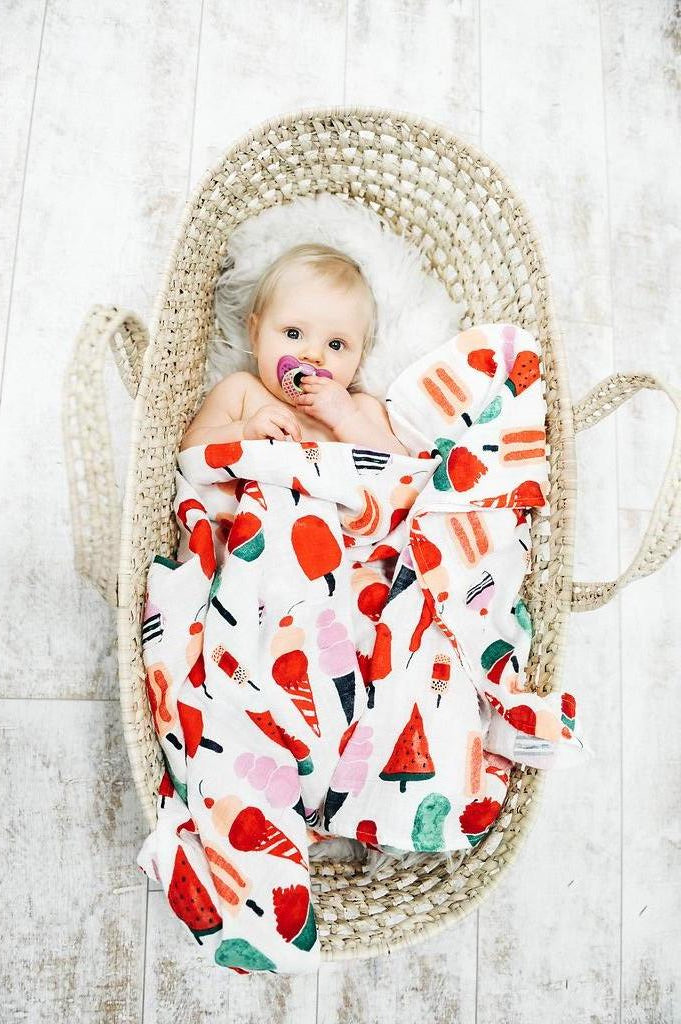 ICE CREAM SWADDLE - Tnee's
