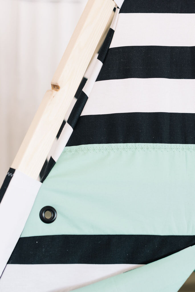 SOLIDS COLLECTION: Turquoise Tnee's Tpee