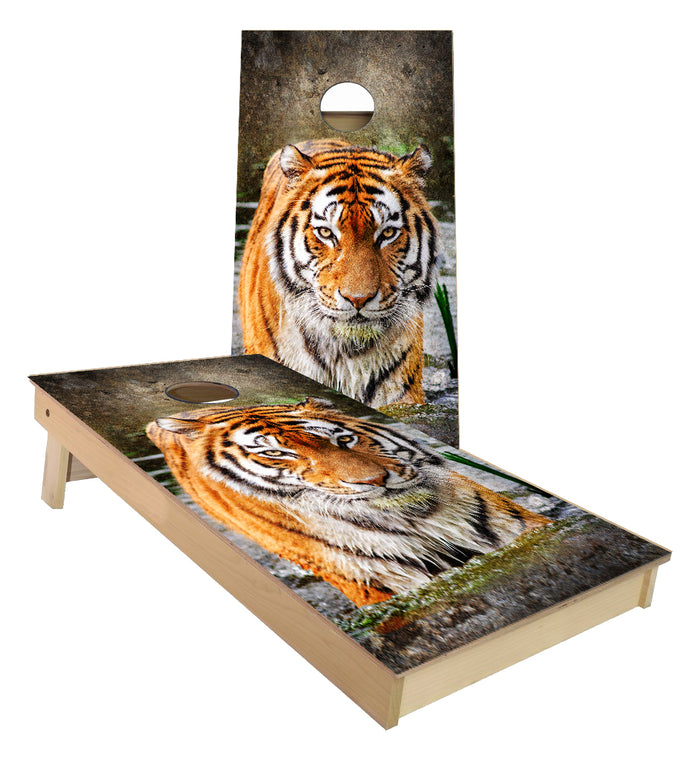 Tiger Cornhole Boards
