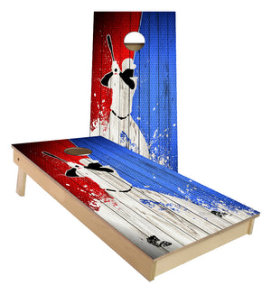 American Baseball Cornhole Boards