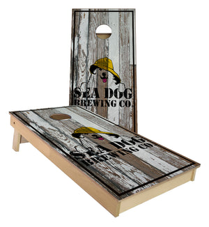Sea Dog Brewery Cornhole Boards