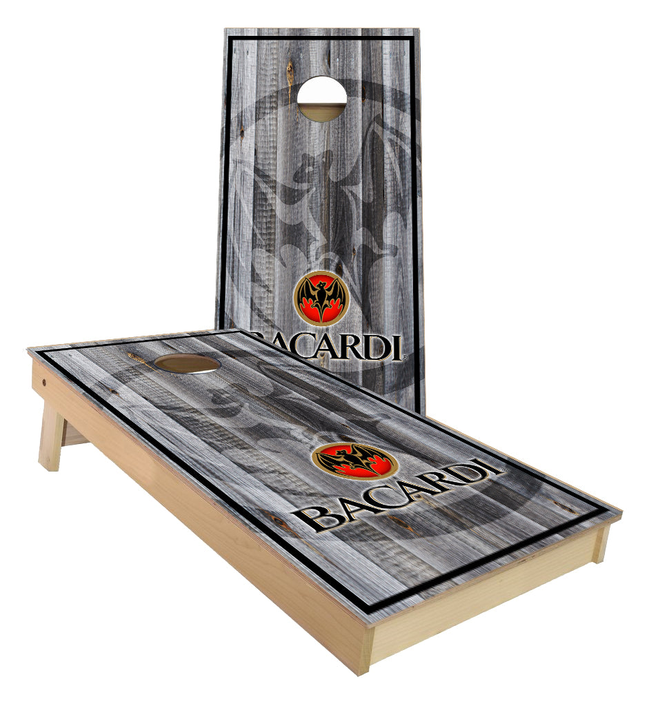 Bacardi Cornhole Boards