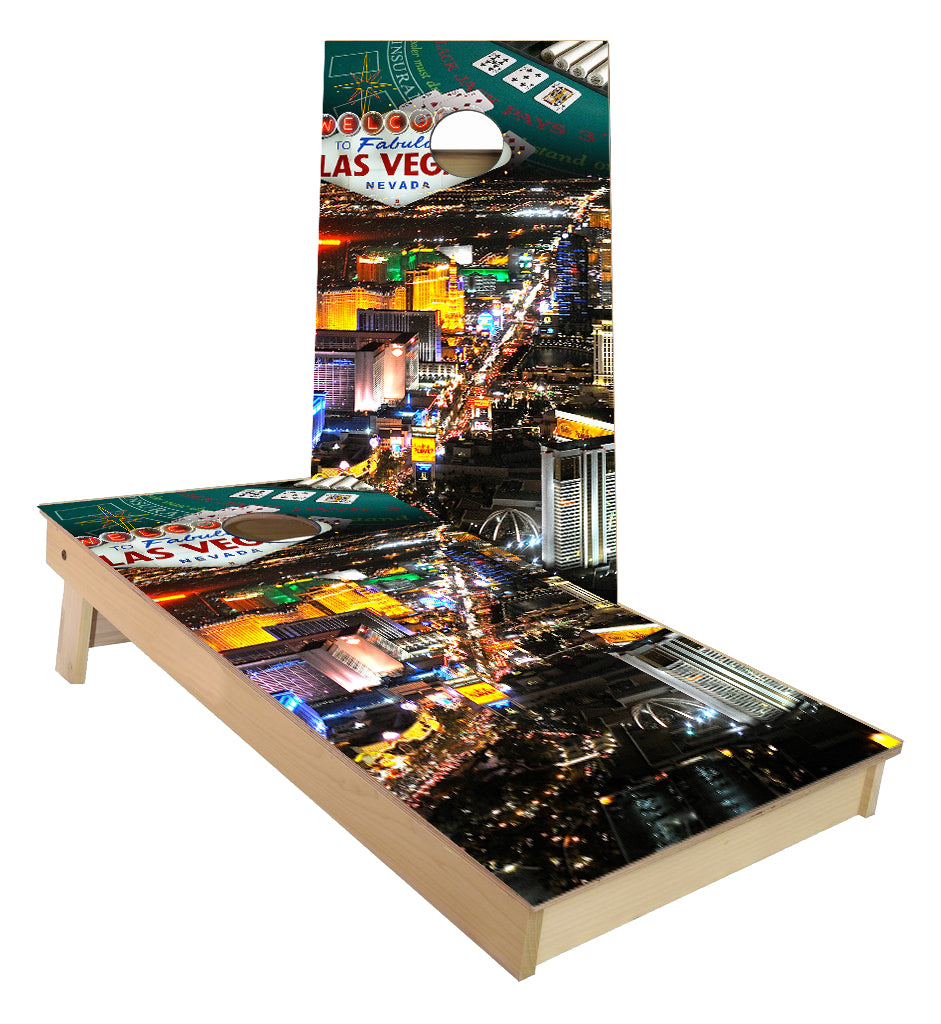 Las Vegas Cornhole Boards