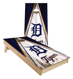Detoit Baseball Cornhole Boards