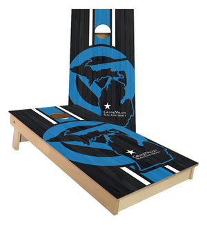 Grand Valley University Lakers Cornhole Boards