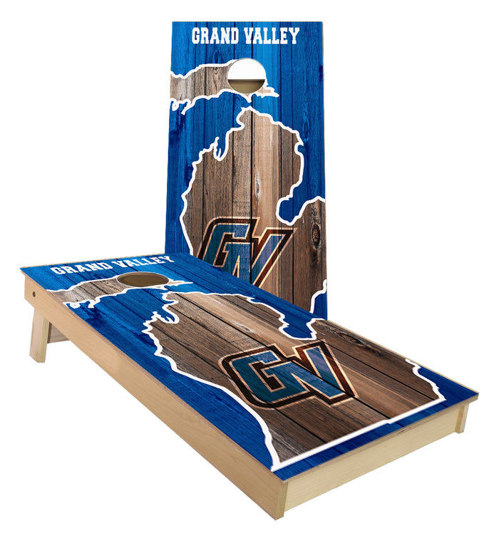 Grand Valley State University Cornhole Boards