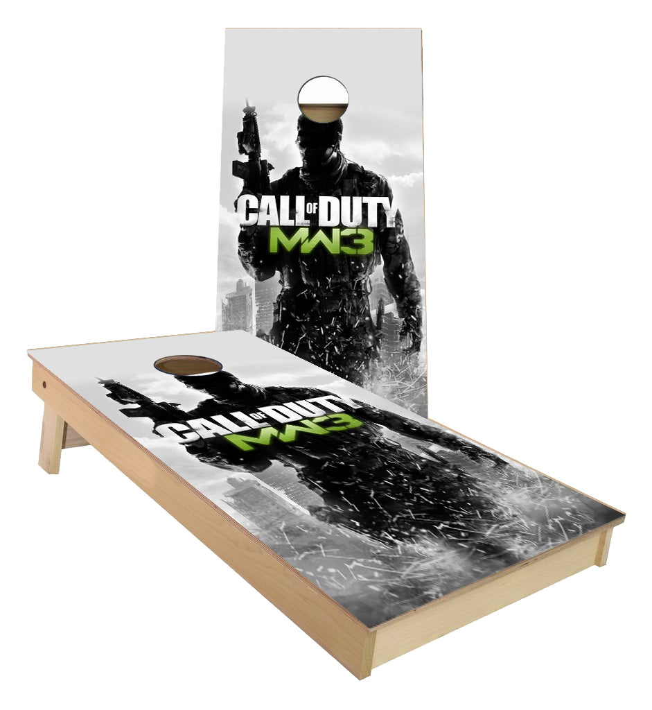 Call of Duty cornhole boards