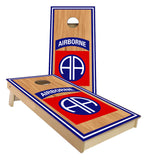 82nd Airborne Division Cornhole Boards