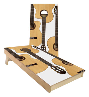Guitars Cornhole Boards