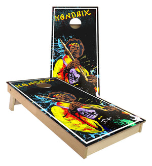 Jimmy Hendrix Cornhole Boards