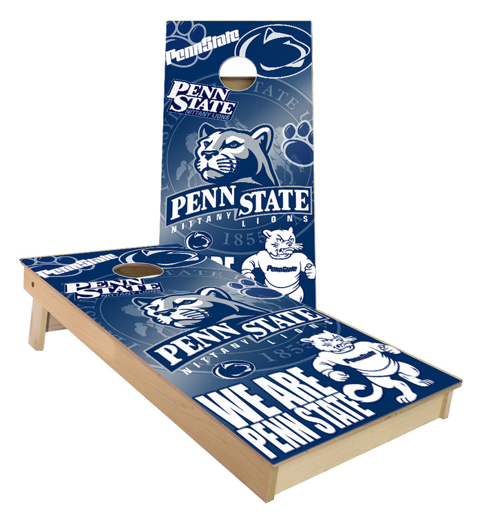 Penn state Nittany Lions custom Cornhole Boards