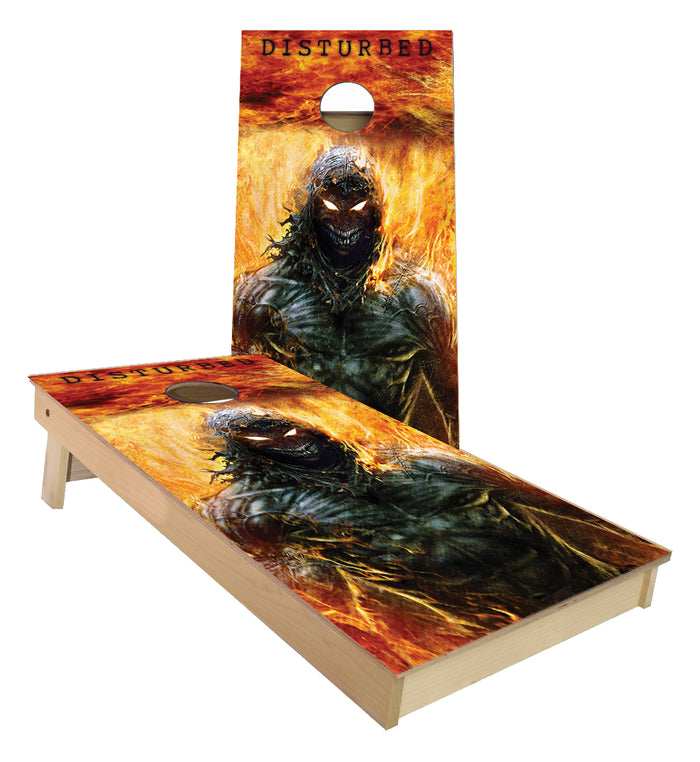 Disturbed Cornhole Boards