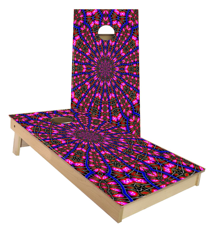 Digital Design 3 Cornhole Boards