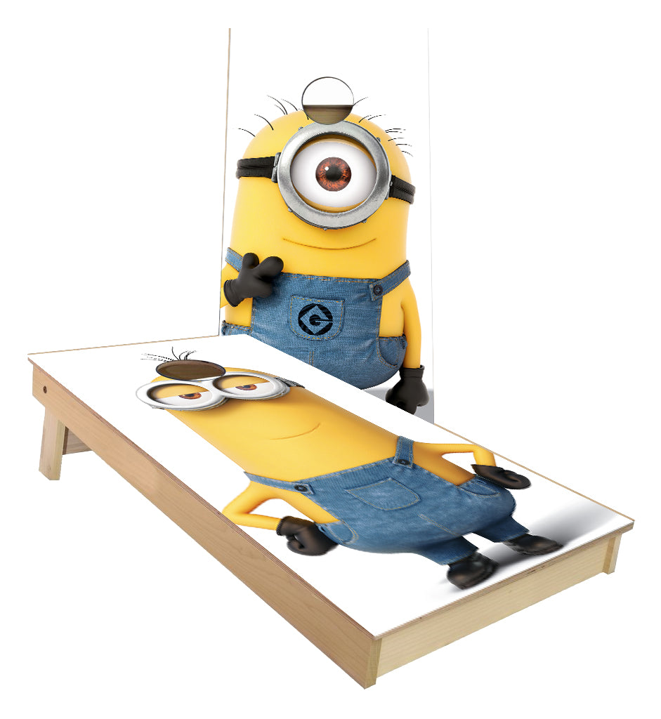 Minions Cornhole Boards