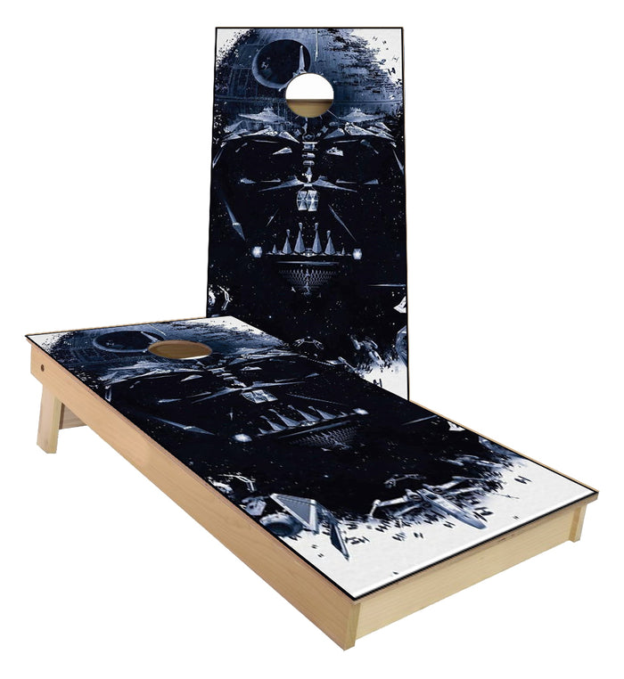 Star Wars Death Star Vader Cornhole Boards
