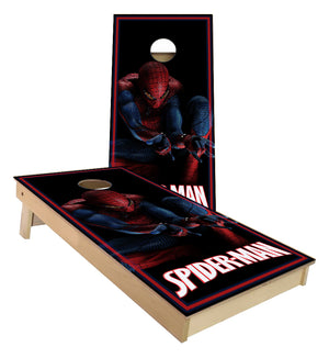 Spider Man Cornhole Boards