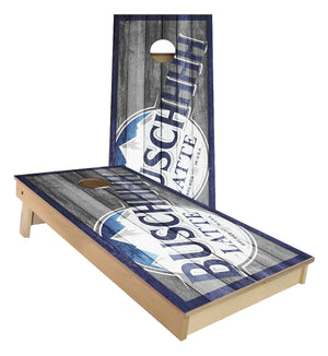Busch Latte  Cornhole Boards