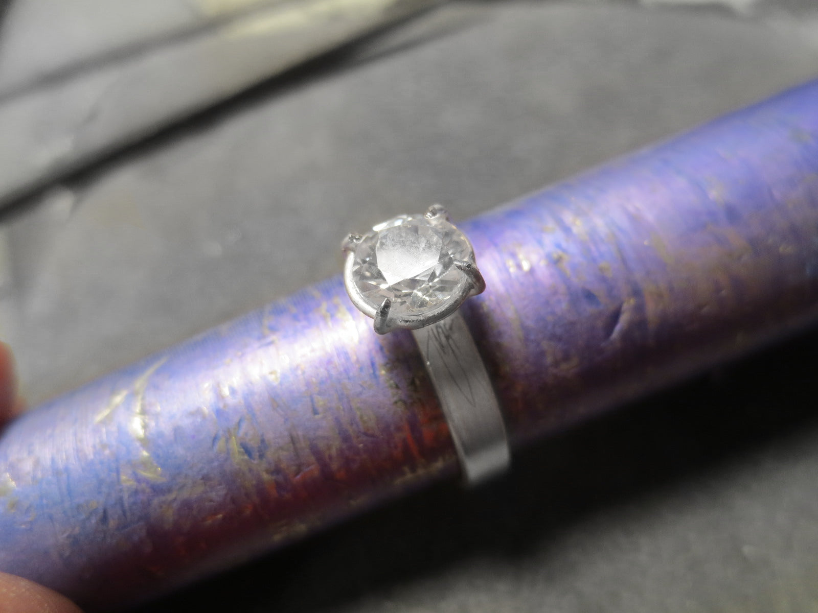 Fox and Castle Custom Fine Jewelry Handcrafted in Upstate NY