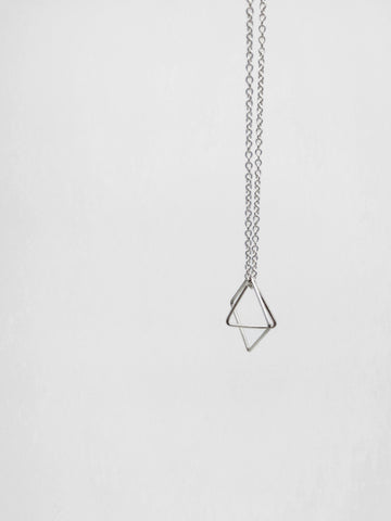 Geo Charm Necklace