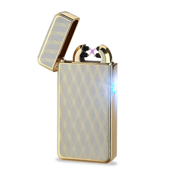 Lighters - Diodus Diamond Plaid Lightning Lighter - Zentoro