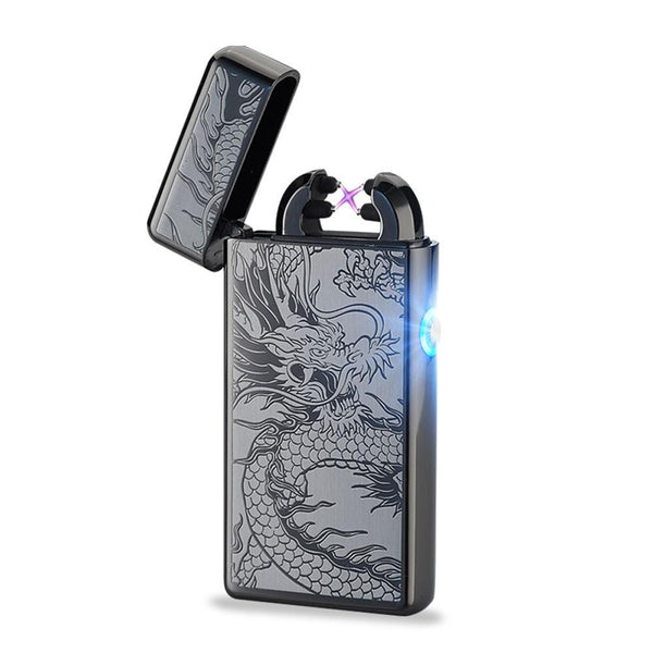Lighters - Diodus Dragon Lightning Lighter - Zentoro