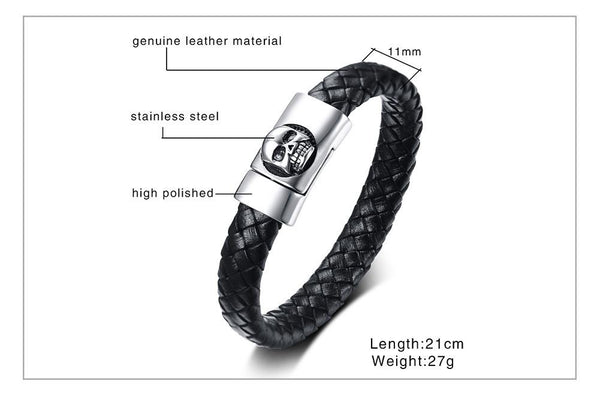 Men's Bracelets - Pirate's Code - Zentoro