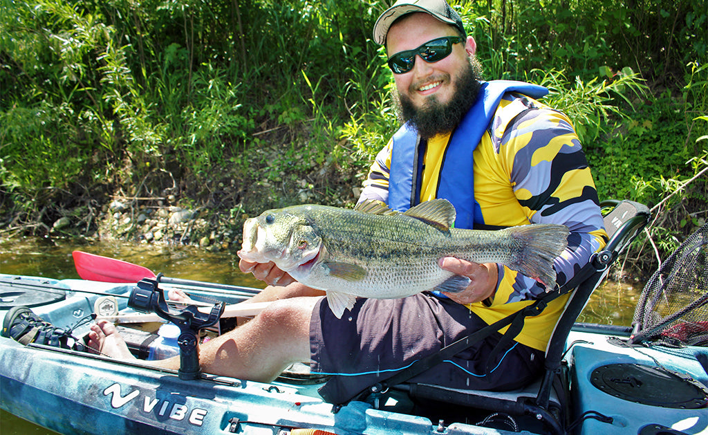 The Vibe Pro Team Weighs In On Regional Fishing Tips