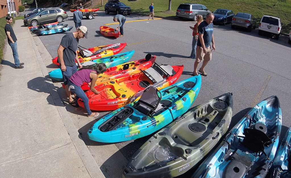 The best touring sea kayak