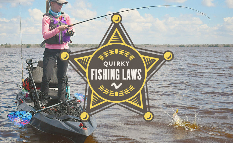 THE QUIRKY SIDE OF FISHING LAWS