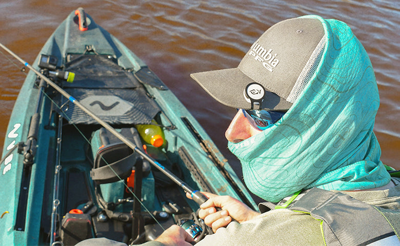 VIBE SUN JAMMER FISHING FACE MASK GAITER – WHY EVERY ANGLER NEEDS ONE