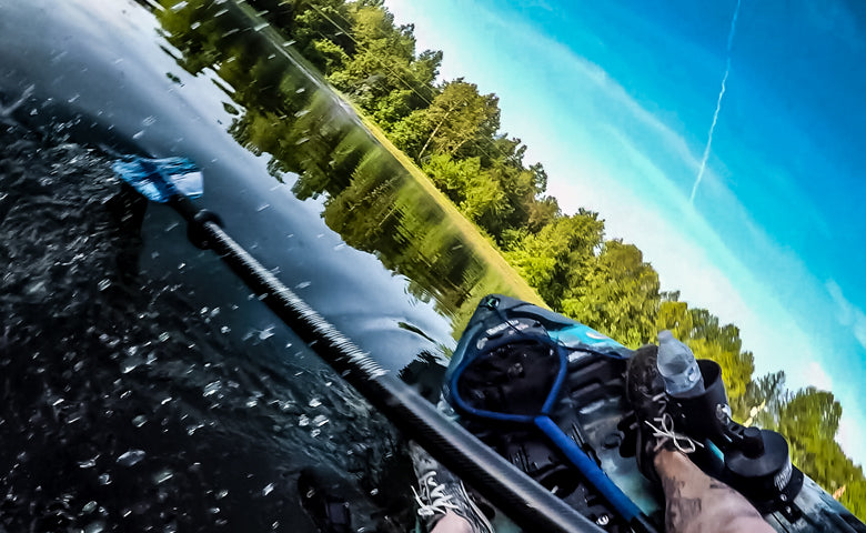 How to Re-Enter a Flipped Kayak