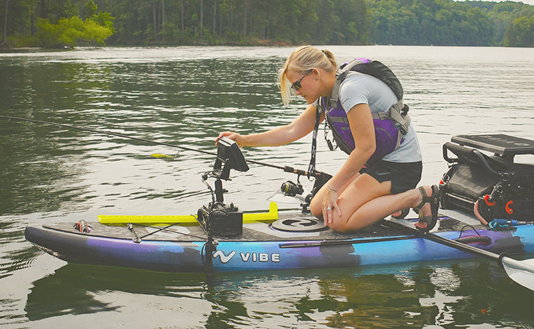 ESSENTIAL KAYAK FISHING ELECTRONICS AND GEAR