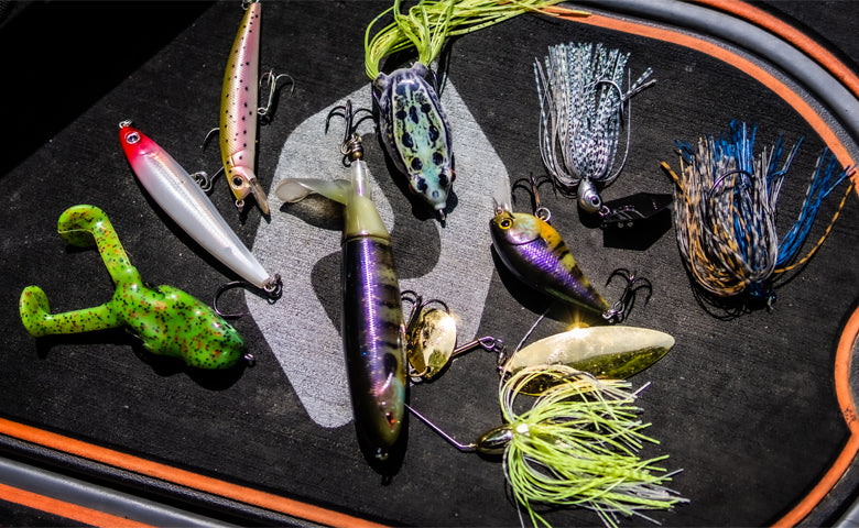 Bass Fishing 202: (Lures, Rigs, and Baits) Lures