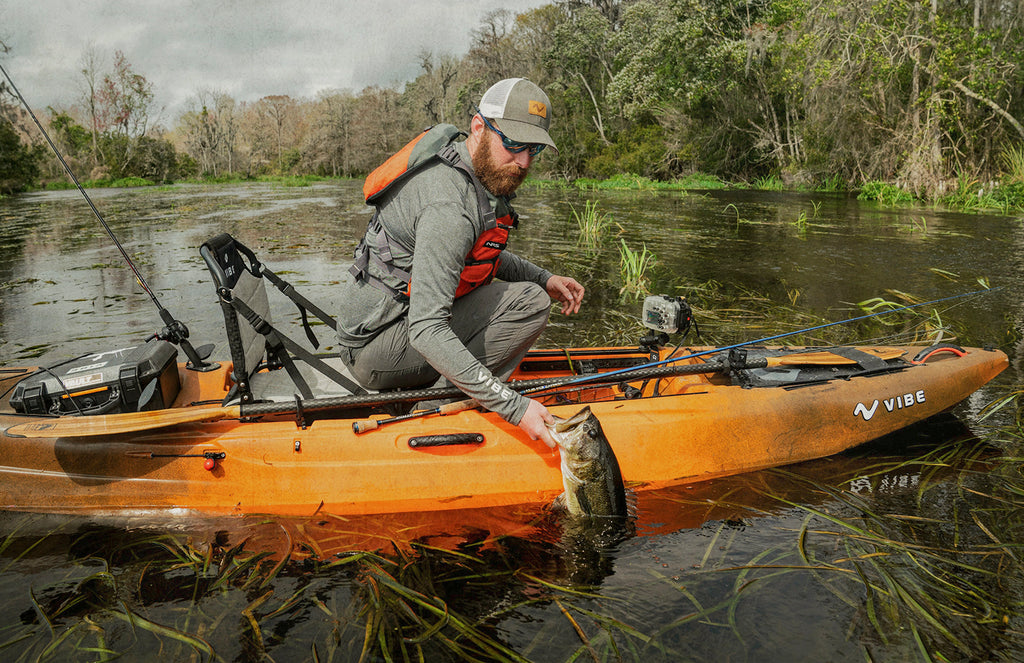Kayak Bass Fishing 101: Intro to Bass Fishing